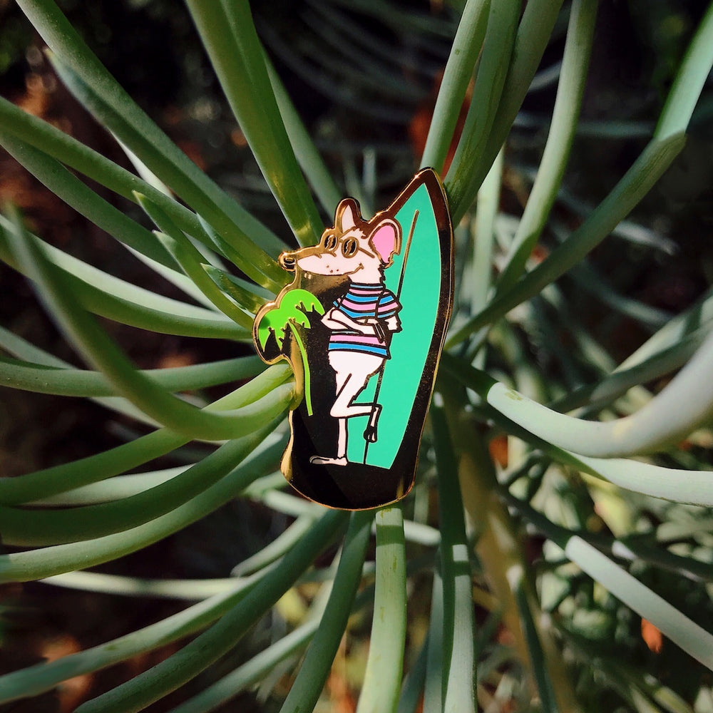 SURF RAT Pin