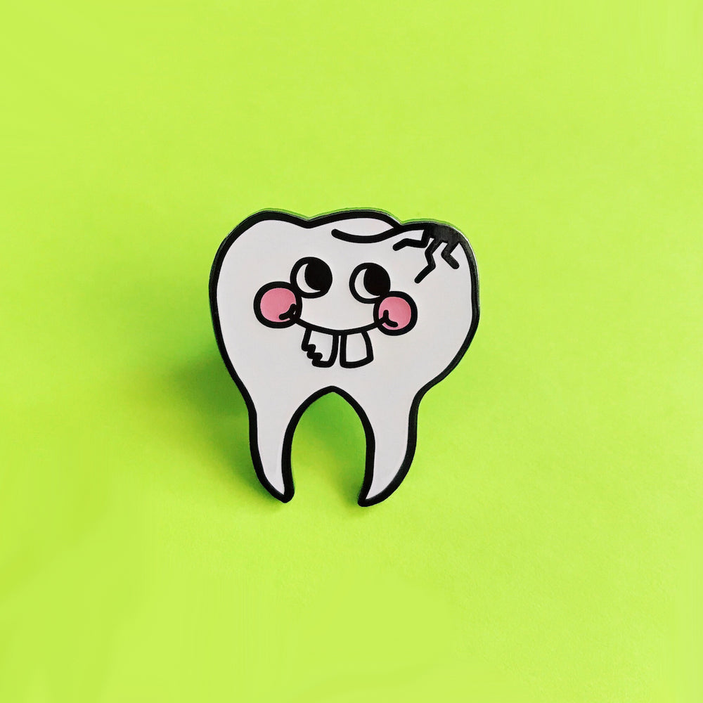 MR. SWEET TOOTH Pin