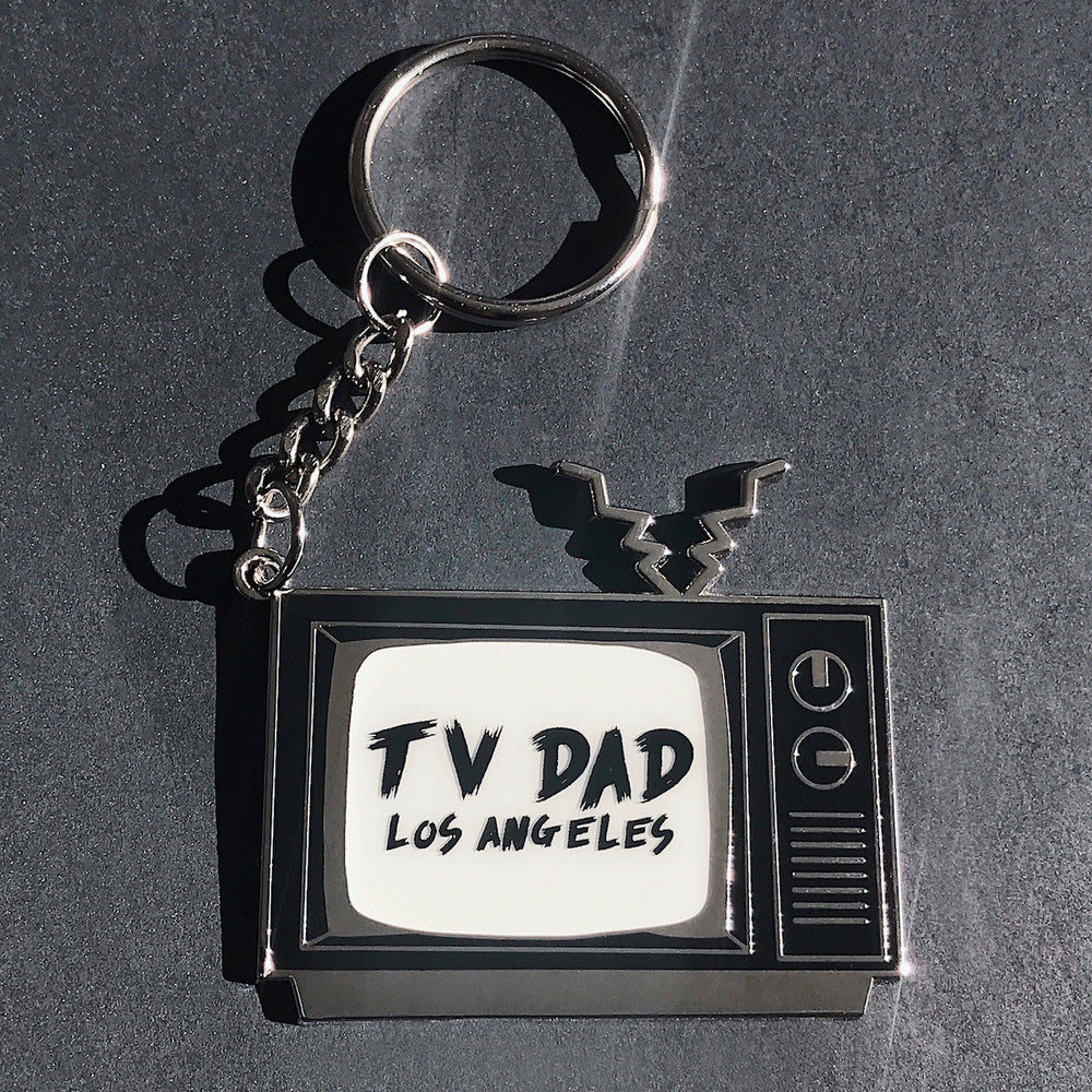 TV Keychain