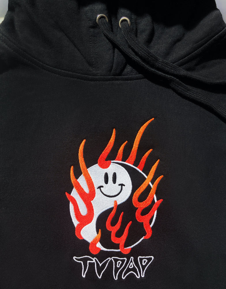 YINYANG Embroidered Hoodie