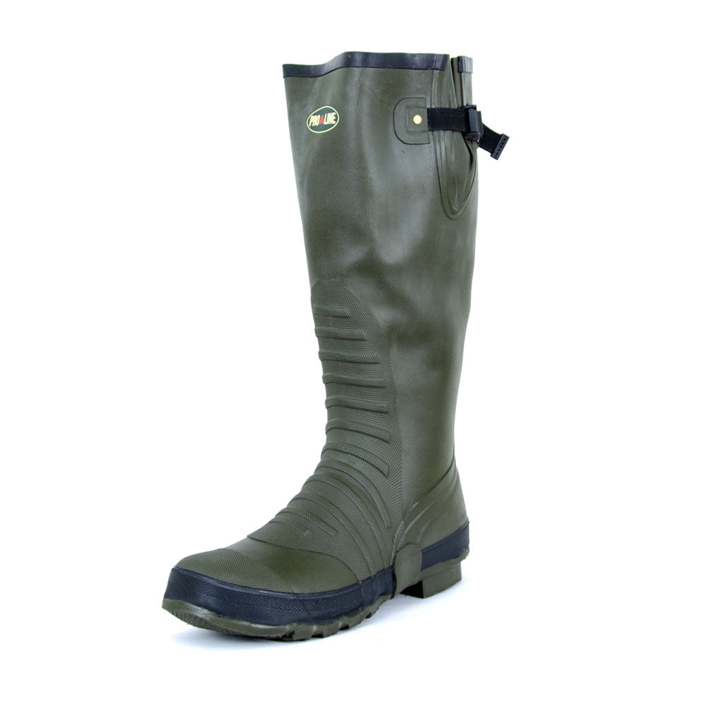 "Proline Adults Trapper 18"" Rubber Knee Boot"