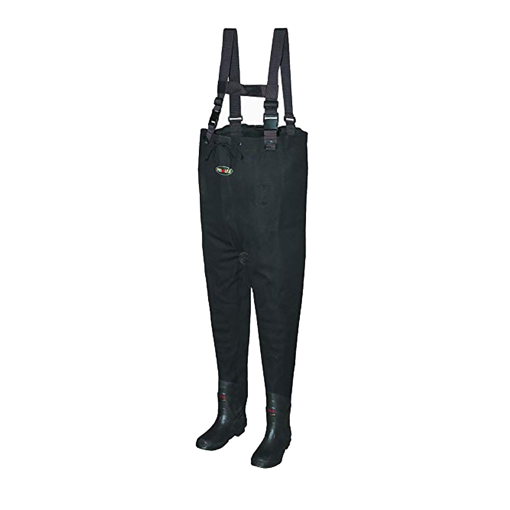 Proline Adults Proliner 3-Ply Stretch Chest Wader - Rubber Outsole