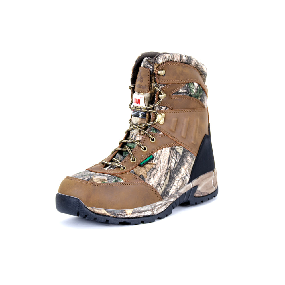 "Proline Mamouth 11"" Camo Waterproof Hunting Boot"