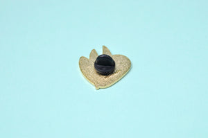 sloth lapel pin by Noristudio, sloth pin