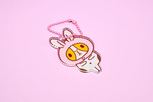 Limited Edition Everyday Bubu Acrylic Charm, Bunny Bubu