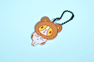 Limited Edition Everyday Bubu Acrylic Charm, Bear Bubu