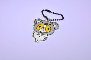 Limited Edition Everyday Bubu Acrylic Charm, Koala Bubu