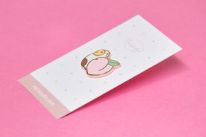 Guinea pig pin by Noristudio