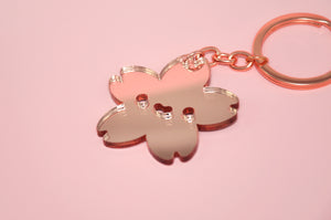 Cherry Blossom Key Holder by Noristudio