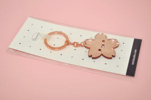 Cherry Blossom Key Chain by Noristudio