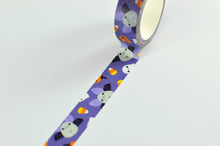 kawaii Halloween washi paper tape by Noristudio