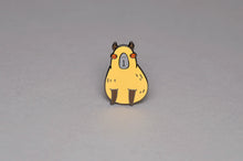 Capybara pin by Noristudio