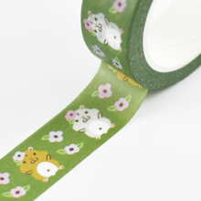 hamster washi tape by Noristudio
