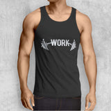 WORK TANK (WHITE, BLACK, GREY) - Titan Rise