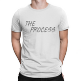 THE PROCESS T-SHIRT (WHITE, BLACK) - Titan Rise