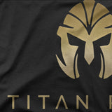 LIMITED EDITION TITAN RISE T-SHIRT (BLACK) - Titan Rise