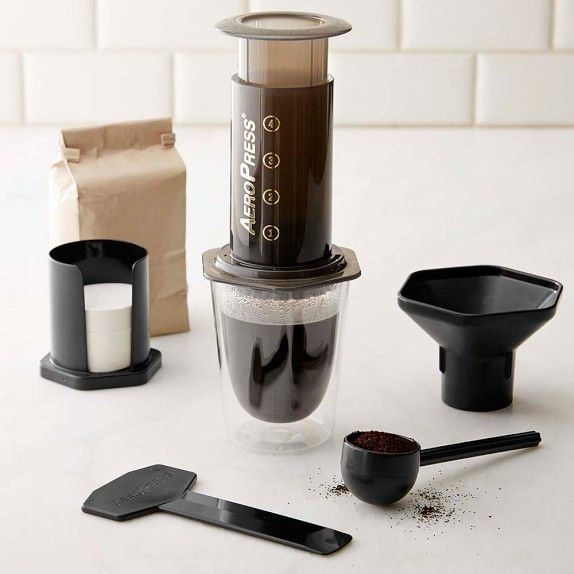 AeroPress Coffee Maker: Make Full Flavored Coffee Without Bitterness