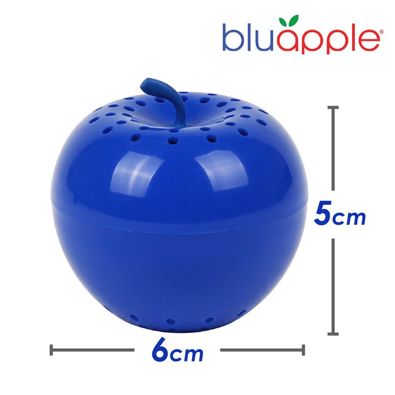 Bluapple: Device Extends the Freshness of Fruits and Vegetables
