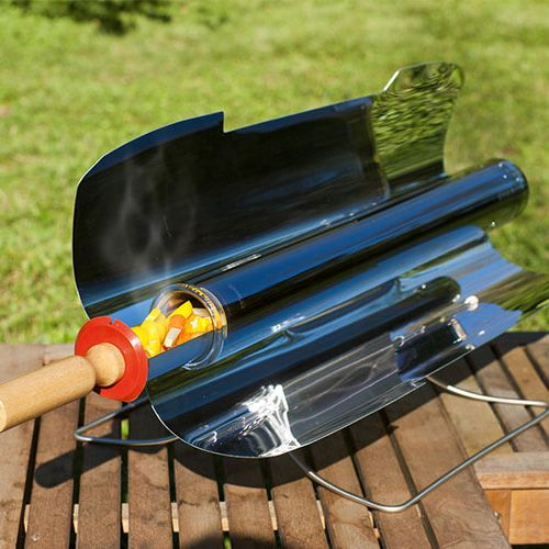 GoSun Stove: Cook Food Using Only the Sun