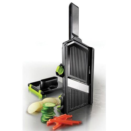 Simposh Mandoline Slicer & Julienne: Adjustable Vegetable Slicer