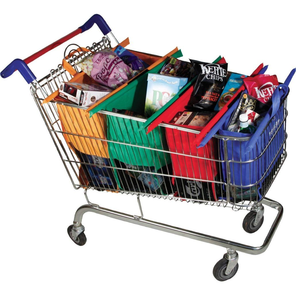 4c0645f0aa4 Trolley Bags  Reusable Shopping Bags That Make Packing Groceries a Breeze  ...