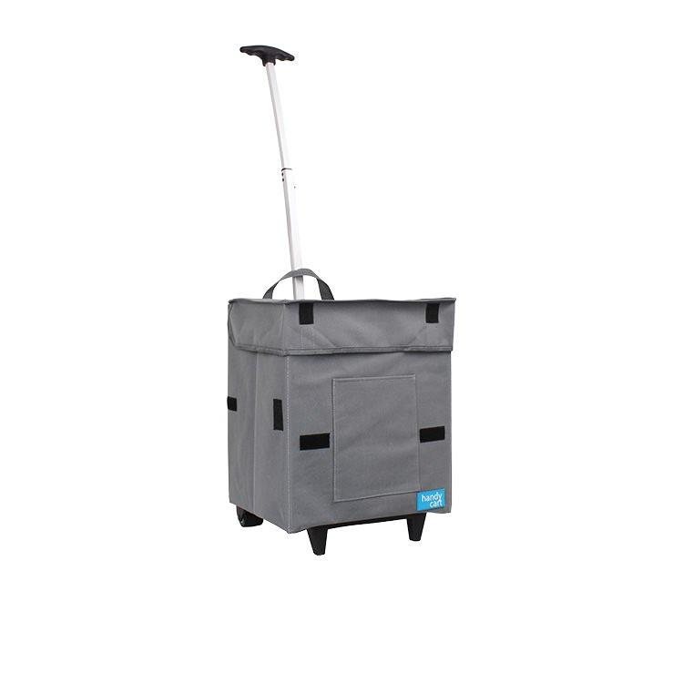 Handy Cart: Collapsible Waterproof Cart With Ergonomic Design