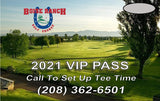 2021 Boise Ranch VIP Pass (10-Round Card)
