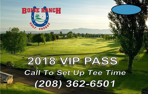 2018 Boise Ranch VIP Pass