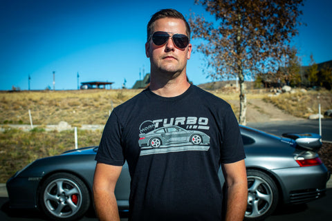 996 Turbo Shirt Front