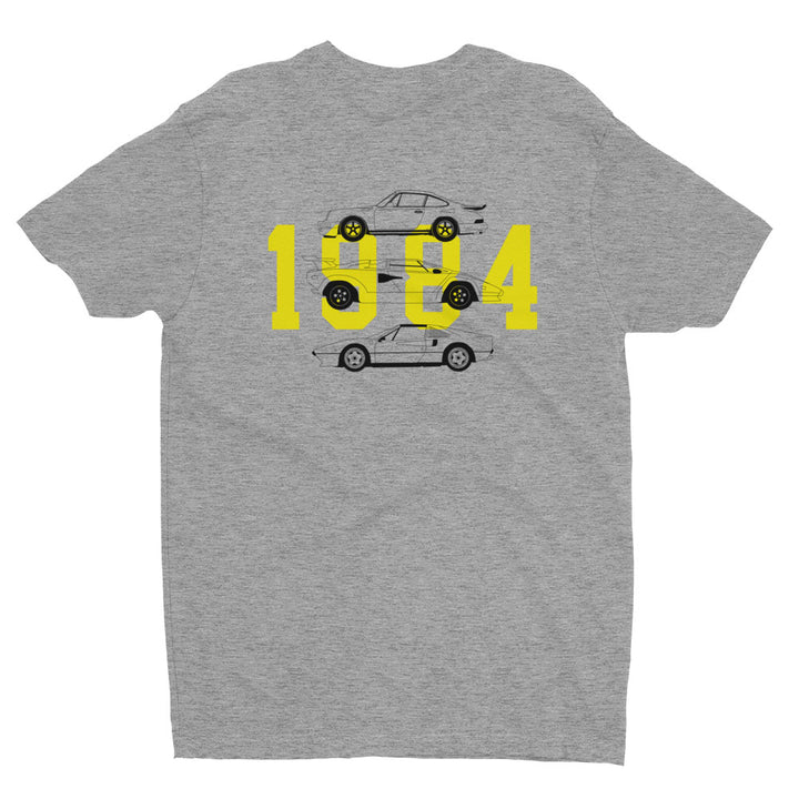 1984 Supercar T-Shirt