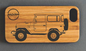 FJ40 phone case
