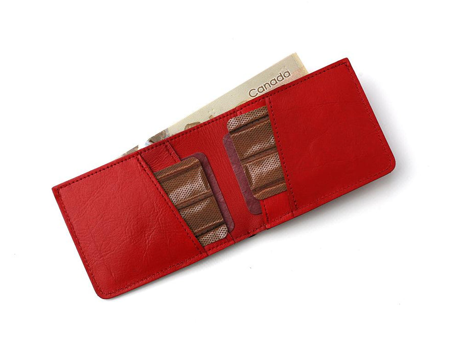 Mereces Benz Wallet Red