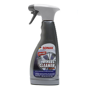SONAX Wheel Cleaner full effect