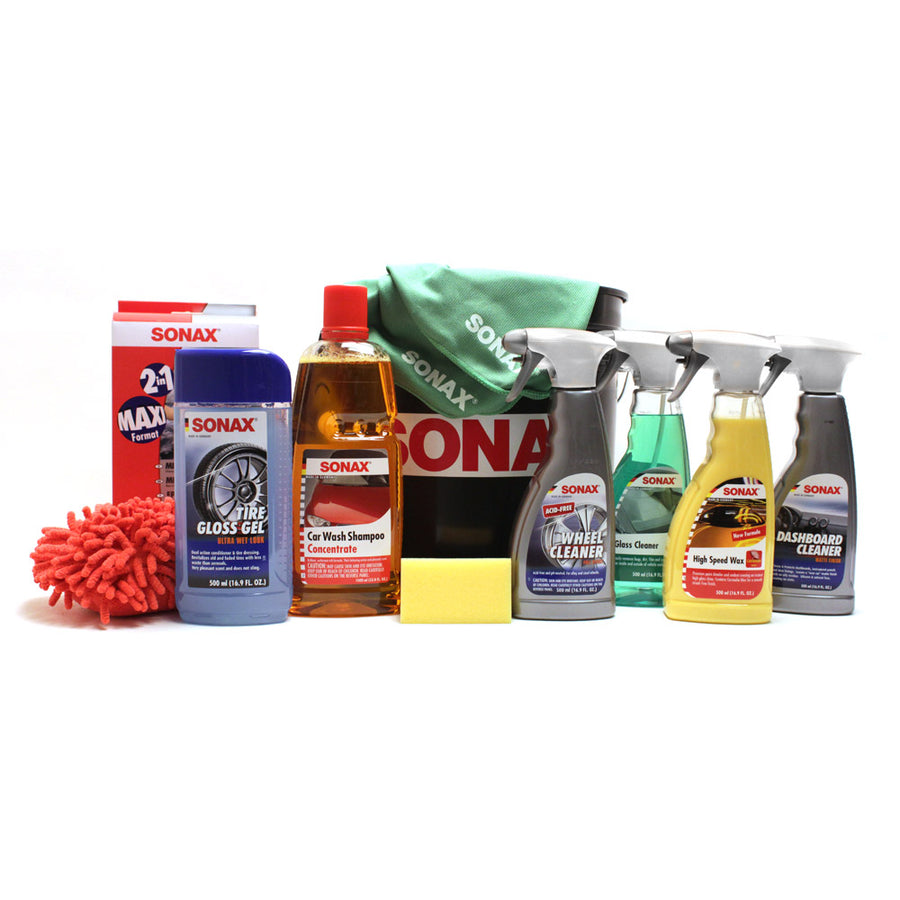 SONAX Summer Bucket Kit
