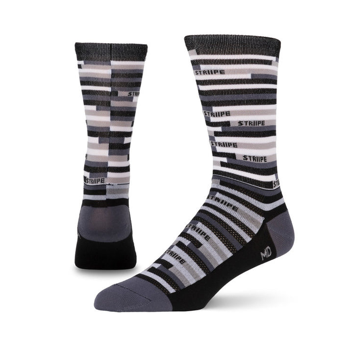 Striipe Recaro Script Inspired Socks