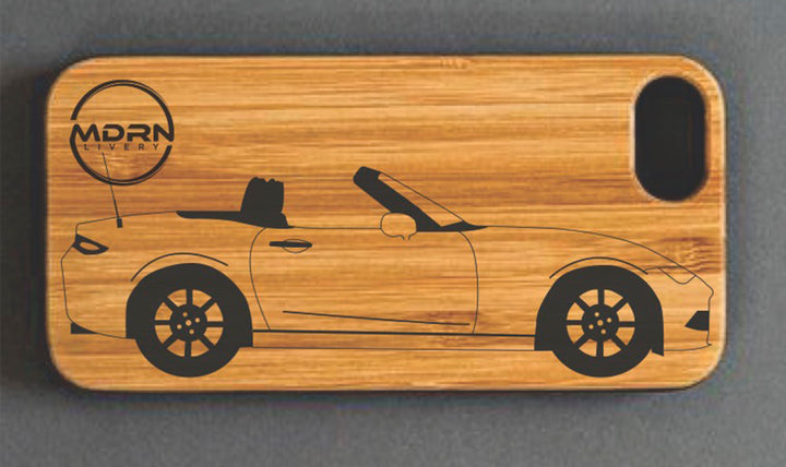 ND Miata phone case