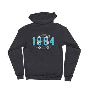 1984 Dream Poster Hoodie sweater