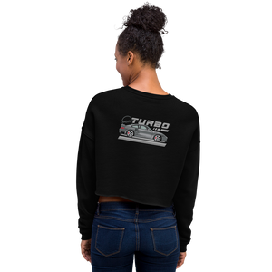 Women's 996TT Crop Sweatshirt