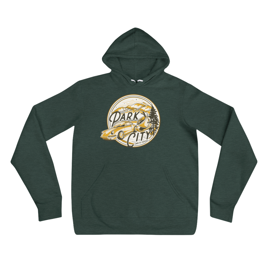 PC Cars & Coffee Hoodie