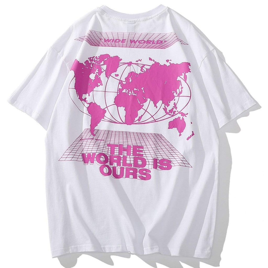 The World is Ours Short Sleeve Tee