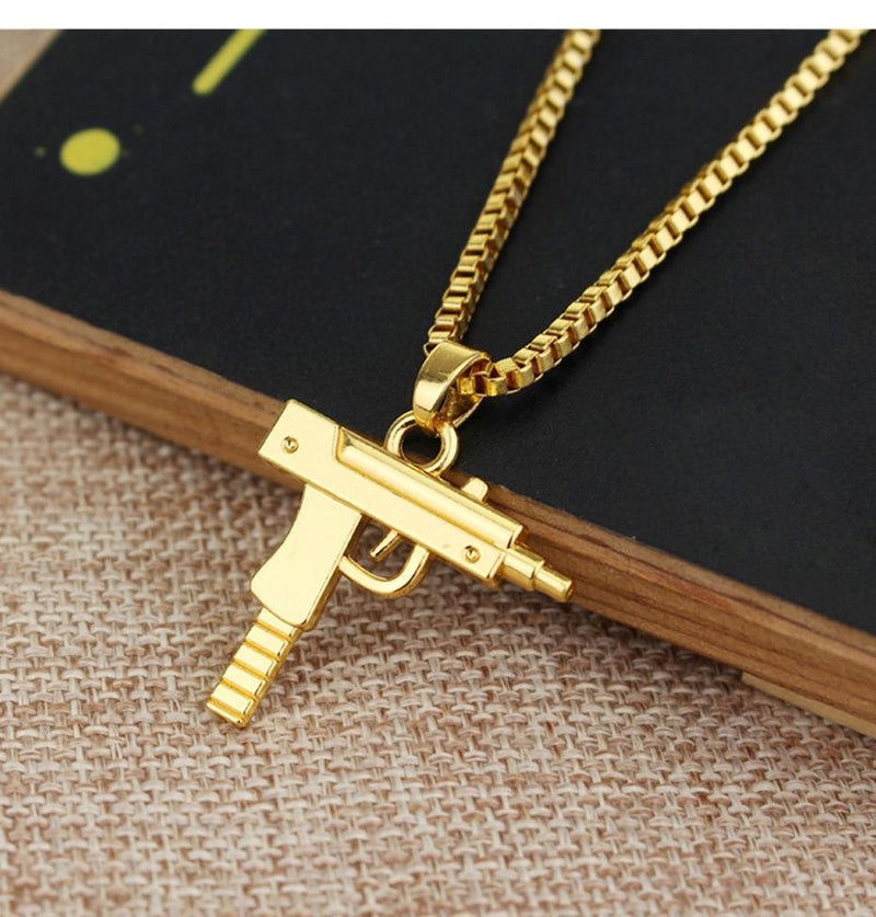 Free Gold Chain with any Purchase - Clout Collection High Fashion Streetwear Men's and Women's