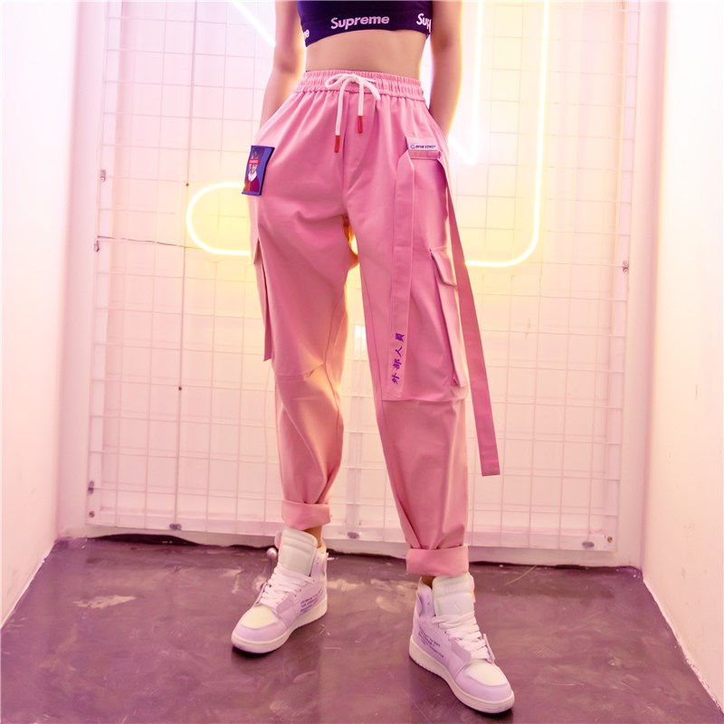 Disintegration Cargo Pants - Clout Collection High Fashion Streetwear Men's and Women's