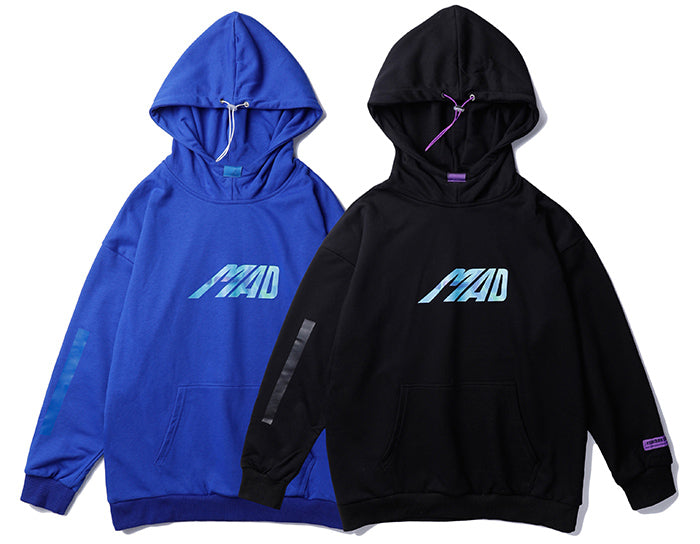 SubCrude 'Mad' Cotton Hoodie - Clout Collection High Fashion Streetwear Men's and Women's