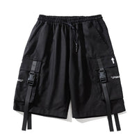Magic Declaration 'Upward' Street Shorts - Clout Collection High Fashion Streetwear Men's and Women's
