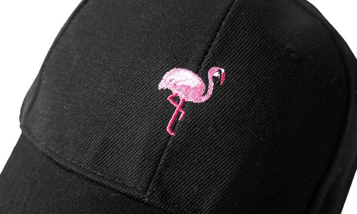 Flamingo Dad Hat - CLOUT COLLECTION