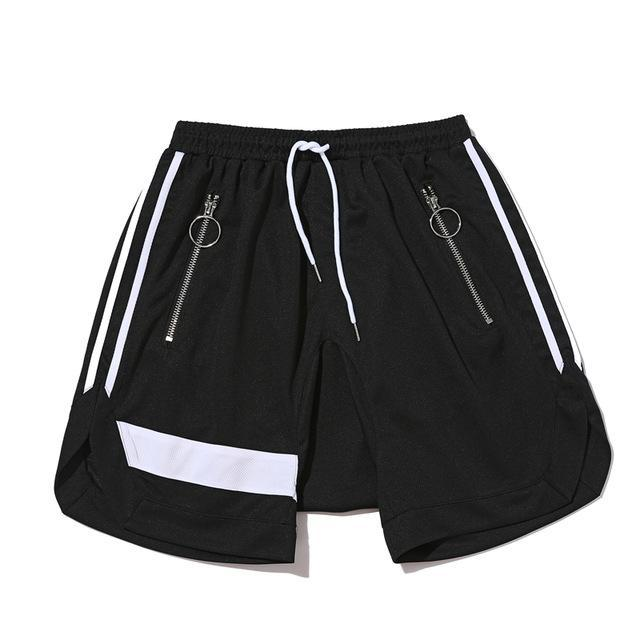 Active Sweat Jogger Shorts - CLOUT COLLECTION