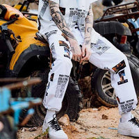 Extreme Aesthetic Adjustable Joggers - Clout Collection High Fashion Streetwear Men's and Women's