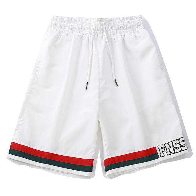 Finesse Casual Street Shorts - Clout Collection High Fashion Streetwear Men's and Women's