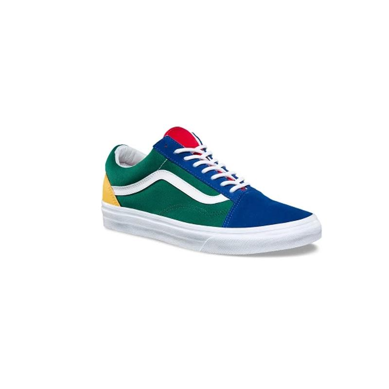 Vans Rainbow Classic Skate - Clout Collection High Fashion Streetwear Men's and Women's