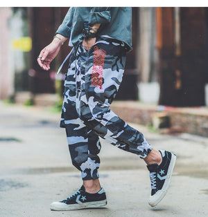 Subcrude Revival Street Cargo Joggers - Clout Collection High Fashion Streetwear Men's and Women's